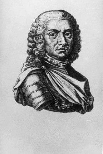 Count Claude Florimond de Mercy - Count Claudius Florimund de Mercy