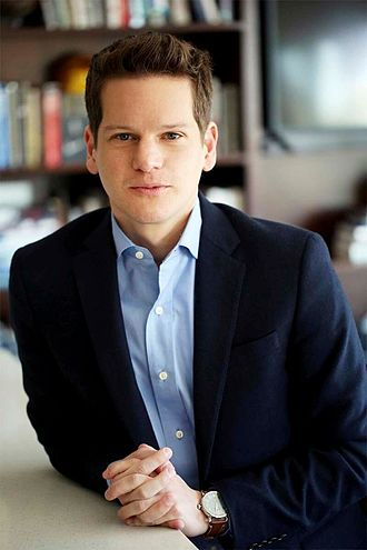 87th Academy Awards - Graham Moore, Best Adapted Screenplay winner