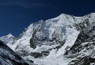 Grand Cornier mountain