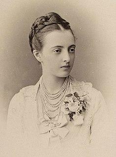 Grand Duchess Anastasia Mikhailovna of Russia Russian noble
