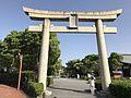 Grand torii of Munakata Grand Shrine (Hetsu Shrine) 2.jpg