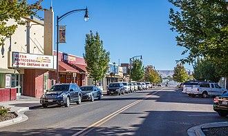 Grandview, Washington - Division St.