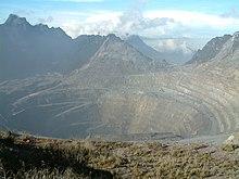 Tambang Grasberg - Wikipedia bahasa Indonesia, ensiklopedia bebas