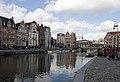 Graslei and Korenlei - Ghent, Belgium - panoramio.jpg