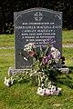 Grave of Somhairle MacGill-Eain - geograph.org.uk - 525535.jpg