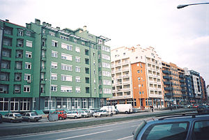 Neighborhoods and suburbs of Novi Sad - Grbavica
