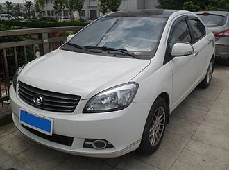 Great Wall Voleex C30 - Image: Great Wall Voleex C30 01 China 2012 06 02