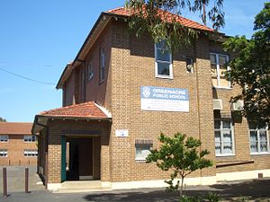 Greenacre, New South Wales - Image: Greenacre Public School