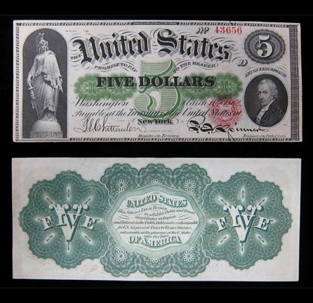 Greenback-1862