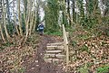 Greensand way, Loddington Lane - geograph.org.uk - 1157655.jpg