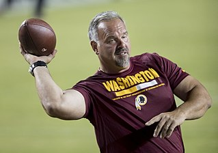 Greg Manusky American football coach (born 1966)