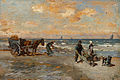 Gregor von Bochmann - The Crab Fishers On The Sea Shore.jpg