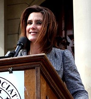 Gretchen Whitmer - Image: Gretchen Whitmer 2011