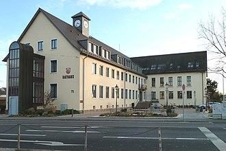 Griesheim, Hesse - Image: Griesheim Rathaus