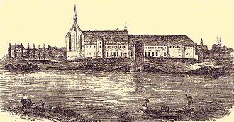 Gymnasium St. Augustine - Image: Grimma Gymnasium