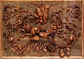 Grinling gibbons, vanitas (allegoria della morte di re carlo II stuart d'inghilterra), 1685 ca. 03.jpg
