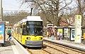 Gruenau - Strassenbahn (Tram Halt) - geo.hlipp.de - 34834.jpg