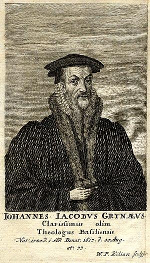Johann Jakob Grynaeus