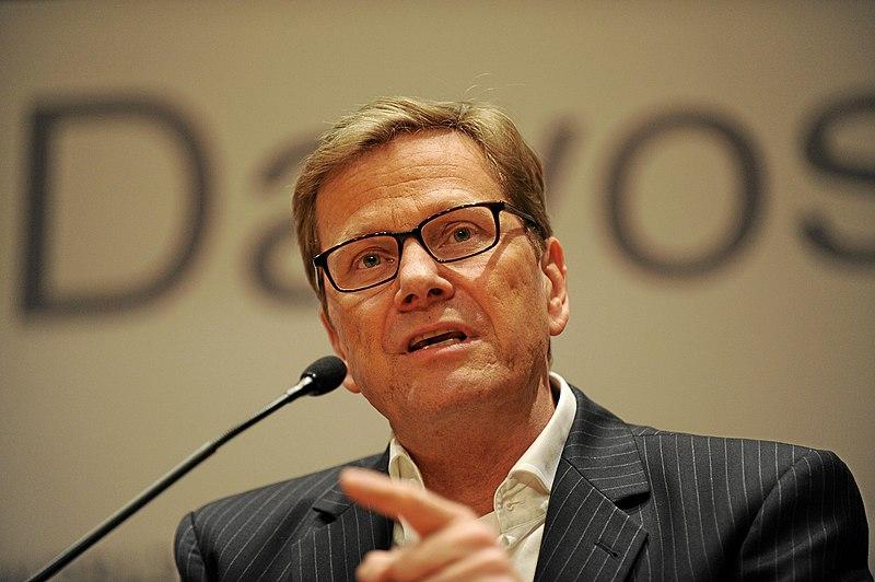 File:Guido Westerwelle World Economic Forum 2013.jpg