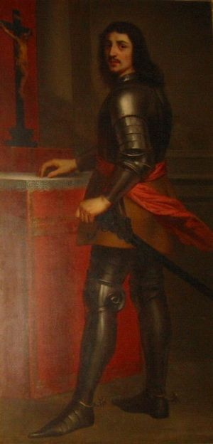 William I, Count of Burgundy - Imaginary 19th-century portrait in the ''Cathédrale Saint-Jean de Besançon''