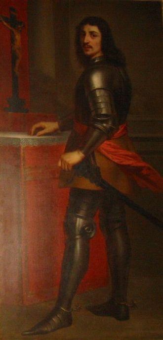 William I, Count of Burgundy - Imaginary 19th-century portrait in the Cathédrale Saint-Jean de Besançon