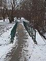 Gyalogos híd a Paprikás-patak felett, 2019 Pesthidegkút-Ófalu.jpg
