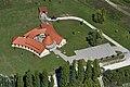 Gyenesdiás, Természet Háza Látogatóközpont - légi fotó.jpg
