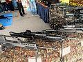H&K MG4 light machinegun of Royal Malaysian Navy.JPG