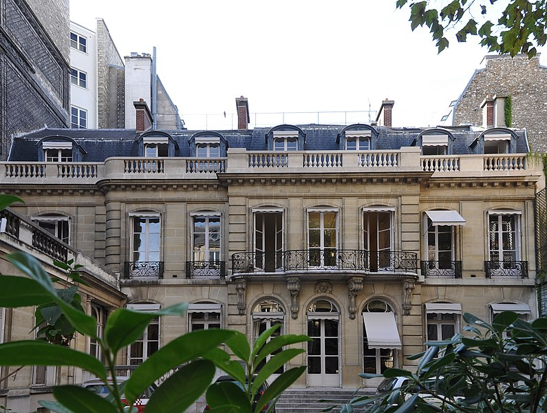 Hotel Particulier Paris For Sale