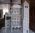 Höxter, Corvey, St. Stephanus und Vitus, Kaiser-Kirche, Modell des Westwerks (5).JPG