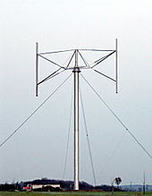 Giromill Darrieus Wind Turbines
