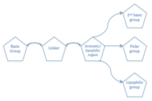 H3 receptor antagonist - Structure activity relationship for H3R antagonists