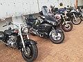 HK 中環 Central 愛丁堡廣場 Edinburgh Place 香港電單車節 Hong Kong Motorcycle Show Fair outdoor exhibition October 2019 SS2 03.jpg