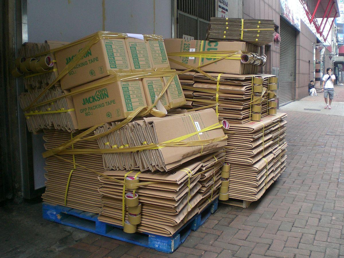 HK Paper Corrugated fiberboard 1.JPG