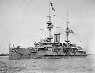 HMS <i>Caesar</i> (1896) Majestic-class battleship