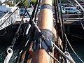 HMS Surprise (replica ship) bowsprit.JPG