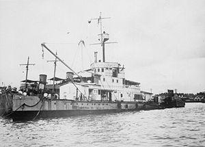 HMS Tarantula - Image: HMS Tarantula Trincomalee 1943 IWM FL 001665