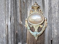 Home Sweet Home door knocker