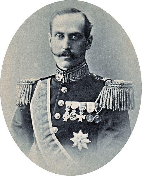 File:Haakon VII 1906 half figure oval Gustav Borgen.jpg