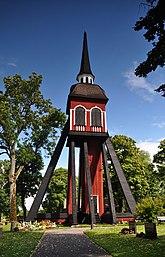 Fil:Habo kyrka klockstapel Jönköpings län.jpg