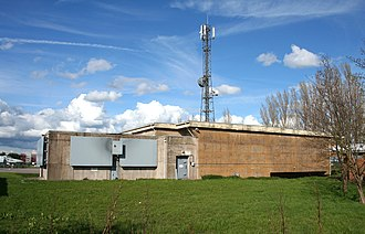 Regional seat of government - Image: Hack Green Secret Nuclear Bunker