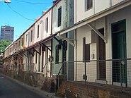 Hackett Street