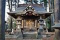Haiden of Kodaka-jinja (showa).jpg