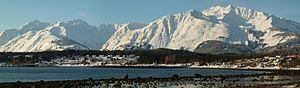 Haines, Alaska - Haines in the winter