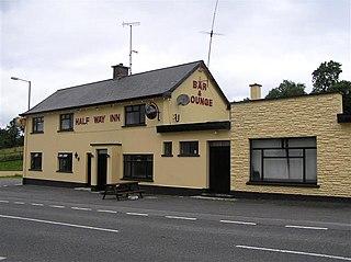Letterbreen village in United Kingdom