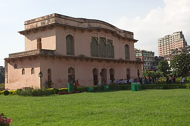 Hall and Hammam of Lalbagh Fort view 06.jpg