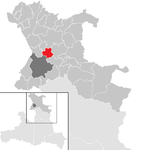 Hallwang in the SL.png district