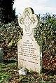 Halstock, grave of a man of three centuries - geograph.org.uk - 446588.jpg