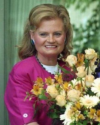 Hannelore Kohl - Hannelore Kohl in 1991
