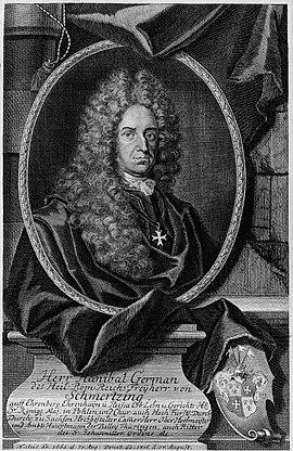 Hannibal Germanus von Schmertzing